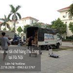 Dịch vụ cho thuê xe tải tại phố Hoàng Tích Trí