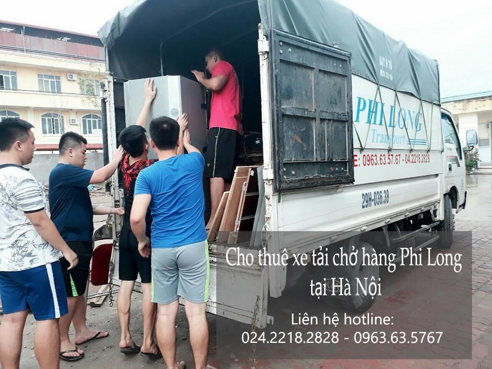 Cho thuê xe tải đường Vũ Đức Thận - 0963.63.5767