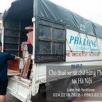 Dịch vụ cho thuê xe tải chở hàng giá rẻ tại phố Ông Ích Khiêm