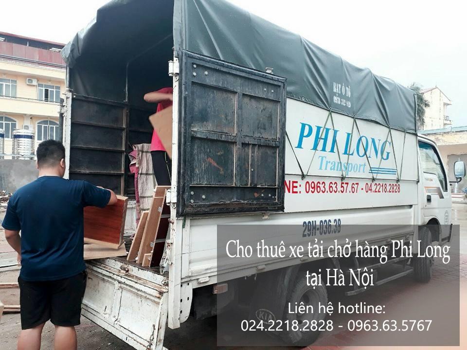 Cho thuê xe tải tại phố Ông Ích Khiêm
