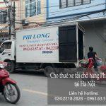 Cho thuê xe tải phố Nguyễn Cao Luyện-0963.63.5767
