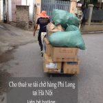 Cho thuê xe tải tại phố Đức Giang