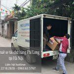 Dịch vụ cho thuê xe tải tại phố Phương Mai