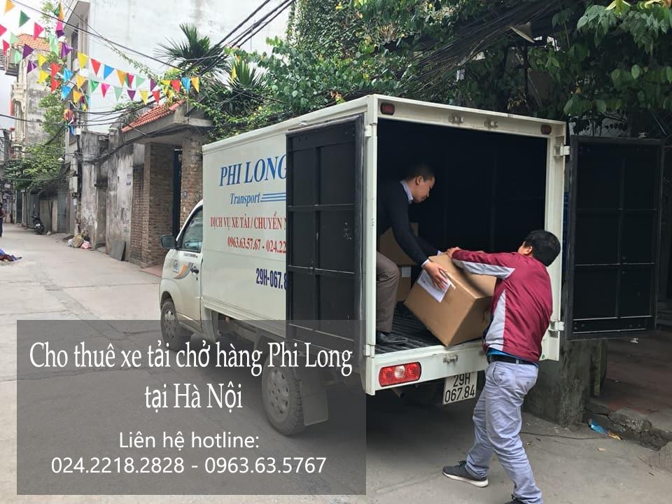 Dịch vụ cho thuê xe tải uy tín tại phố Lương Ngọc Quyến