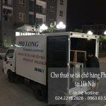 Dịch vụ cho thuê xe tải 1,4 tấn tại phố Trần Thủ Độ