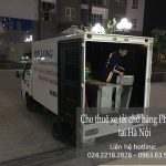 Cho thuê xe tải vận chuyển tại phố Yên Duyên