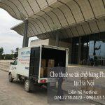 Dịch vụ cho thuê xe tải vận chuyển tại phố Vũ Hữu Lợi