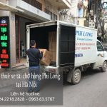 Cho thuê xe tải tại phố Nguyễn Tri Phương