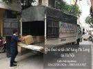 Dịch vụ cho thuê xe tải tại phố Trần Quang Diệu