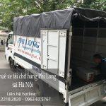 Cho thuê xe tải giá rẻ tại phố Thủy Lĩnh