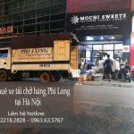 Cho thuê xe tải 5 tấn tại phố An Trạch