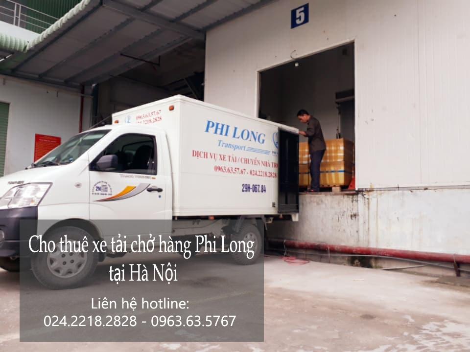 Dịch vụ xe tải chở hàng uy tín