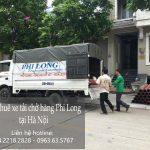 Dịch vụ cho thuê xe tải giá rẻ tại đường Cao Lỗ