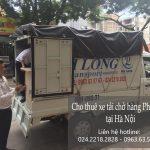 Cho thuê xe tải chở hàng tại phố Đoàn Trần Nghiệp