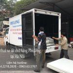 Dịch vụ cho thuê xe tải giá rẻ tại phố Kim Giang