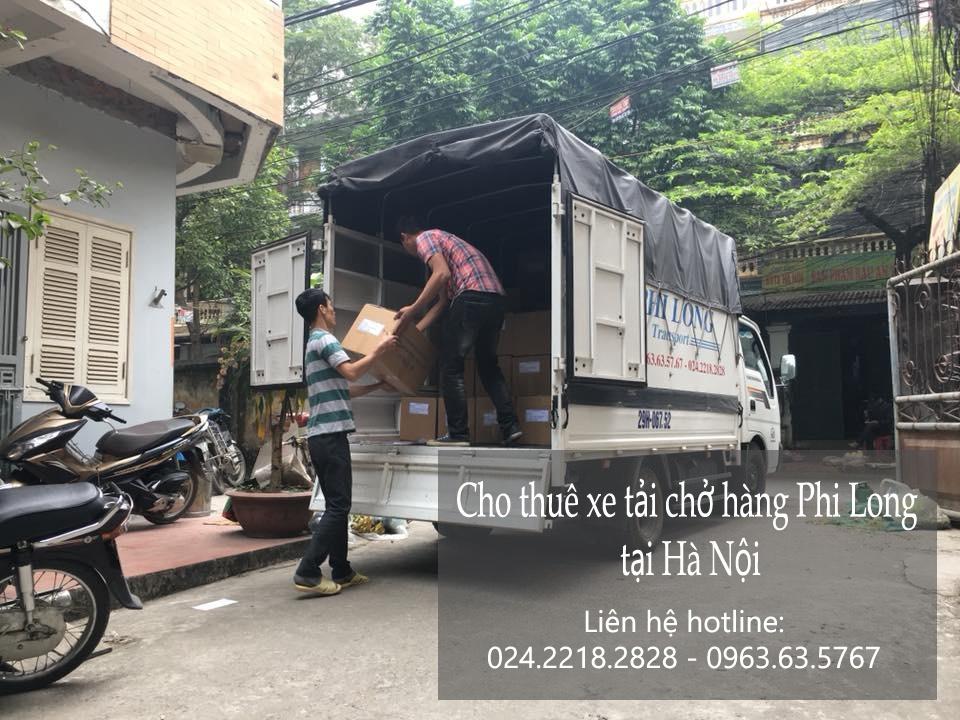 Cho thuê xe tải tại phố Lê Văn Thêm