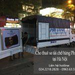 Cho thuê xe tải 1,25 tấn tại phố Quỳnh Đô