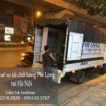 Dịch vụ cho thuê xe tải tại phố Vạn Phúc