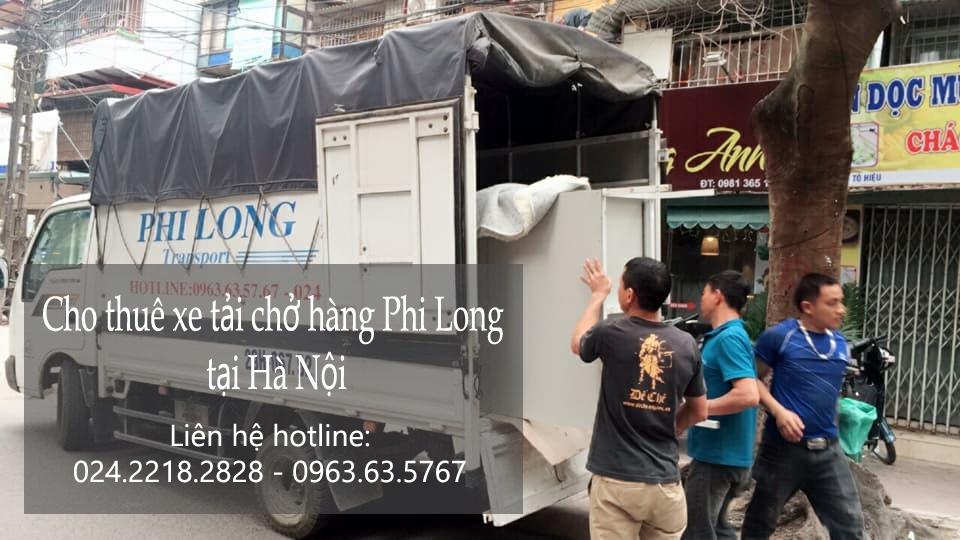 Cho thuê xe tải 5 tạ tại phố Nguyễn Gia Thiều