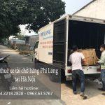 Cho thuê xe tải chở hàng chuyên nghiệp tại phố Tràng Tiền