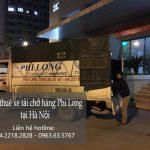 Dịch vụ cho thuê xe tải vận chuyển tại phố Trung Kính