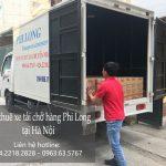 Dịch vụ cho thuê xe tải 2,4 tấn tại phố Trần Duy Hưng