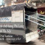 Cho thuê xe tải giá rẻ tại phố Lê Thánh Tông