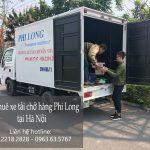Dịch vụ cho thuê xe tải vận chuyển tại phố Trần Quốc Toản