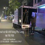 Cho thuê xe tải chở hàng tại phố Đỗ Hành