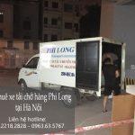 Dịch vụ cho thuê xe tải giá rẻ tại phố Đặng Xuân Viện