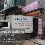 Cho thuê xe tải vận chuyển tại phố Nguyễn Thượng Hiền