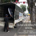 Cho thuê xe tải chở hàng tại phố Hàng Thiếc