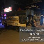 Thuê xe vận chuyển tại phố Kiến Hưng