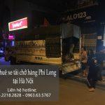 Cho thuê xe tải tại phố Kim Đồng