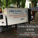 Dịch vụ xe tải vận chuyển tại đường Giáp Bát