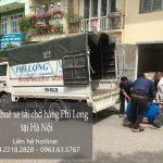 Cho thuê xe tải nhỏ chở hàng tại phố Lê Lai