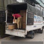 Cho thuê xe tải vận chuyển tại phố Tôn Thất Thiệp