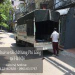 Dịch vụ cho thuê xe tải Phi Long tại phố Lương Thế Vinh