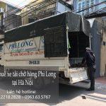 Dịch vụ chở hàng thuê uy tín tại phố Đào Duy Từ