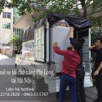 Cho thuê xe tải Hà Nội tại phố Trần Kim Chung