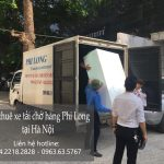 Thuê xe chuyển đồ giá rẻ tại phố Triệu Việt Vương