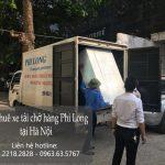 Cho thuê xe tải chở hàng nhanh chóng tại phố Tạ Quang Bửu