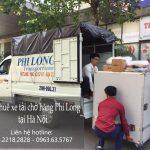 Dịch vụ cho thuê xe tải Phi Long tại phố Dịch Vọng Hậu