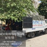 Dịch vụ thuê xe tải Phi Long tại phố Trần Quốc Vượng