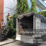 Dịch vụ cho thuê xe tải giá rẻ tại phố Mã Mây