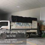 Dịch vụ thuê xe tải chở hàng tại đường Thanh Lãm