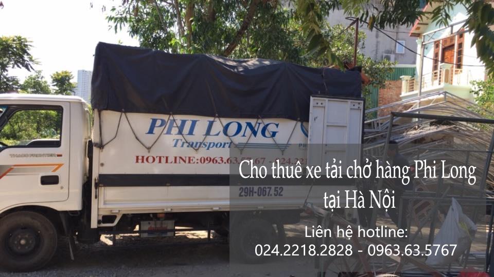 Taxi tải giá rẻ tại phố Nguyễn Công Trứ