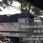 Dịch vụ thuê xe tải tại phố Đại La