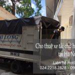 Thuê xe tải 1,25 tấn tại phố Phan Huy Ích