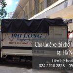 Thuê xe chuyển đồ tại phố Nguyễn Khắc Nhu